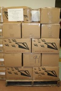 Panama Shipment