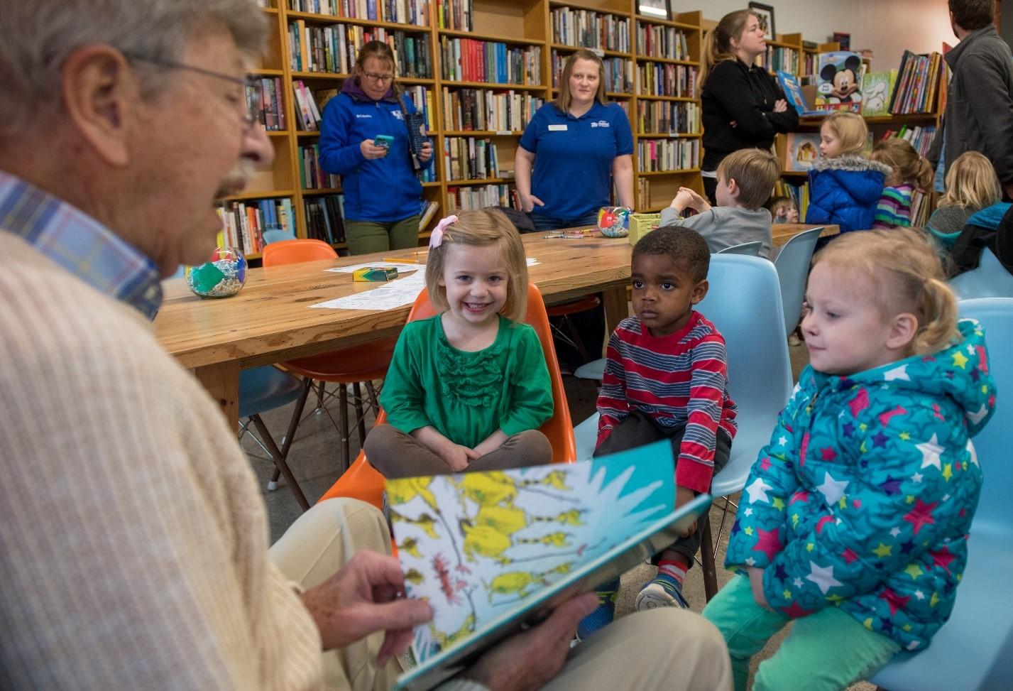 Lexington's Finest Non-Profit Book Provider Opens New Chapter – IBP